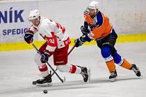 Slezský hokejový pohár v Opavě.