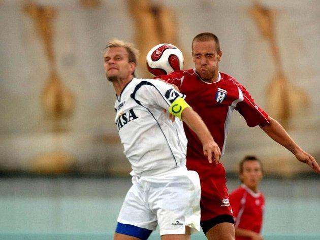Ani Aleš Broulík nespasil ve středečním vloženém kole svůj tým.