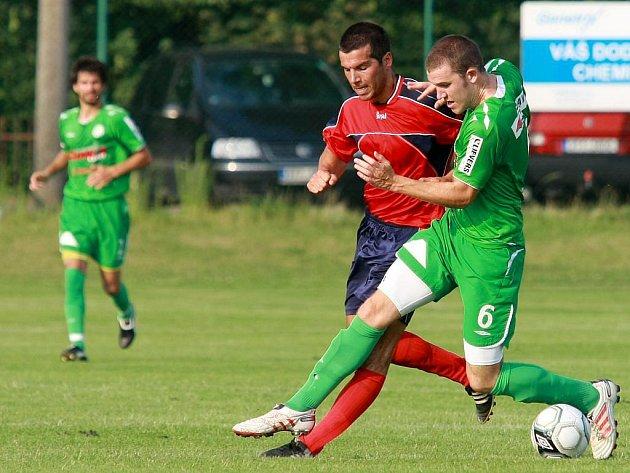 FC Hlučín - FC Trul Mikulovice 2:1
