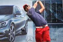 Golfista Jan Jedlička z Vávrovic se svému milovanému sportu věnuje od roku 2009.