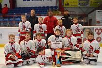 Hokejový potěr z HK Opava se zúčastnil pátého ročníku mezinárodního turnaje v Brumově-Bylnici.