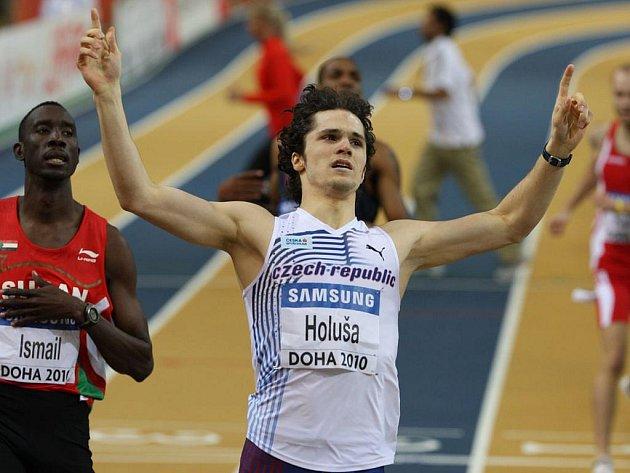 Jakub Holuša patřil na šampionátu k nejlepším Čechům.