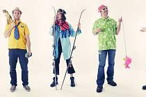 Krnovská kapela Poslední výstřel hraje takzvaný power-folk.