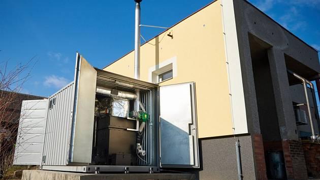V Mikolajicích funguje mikroelektrárna, první svého druhu na světě.