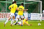 Snímky z utkání Hlučín – Olomouc B 0:0.