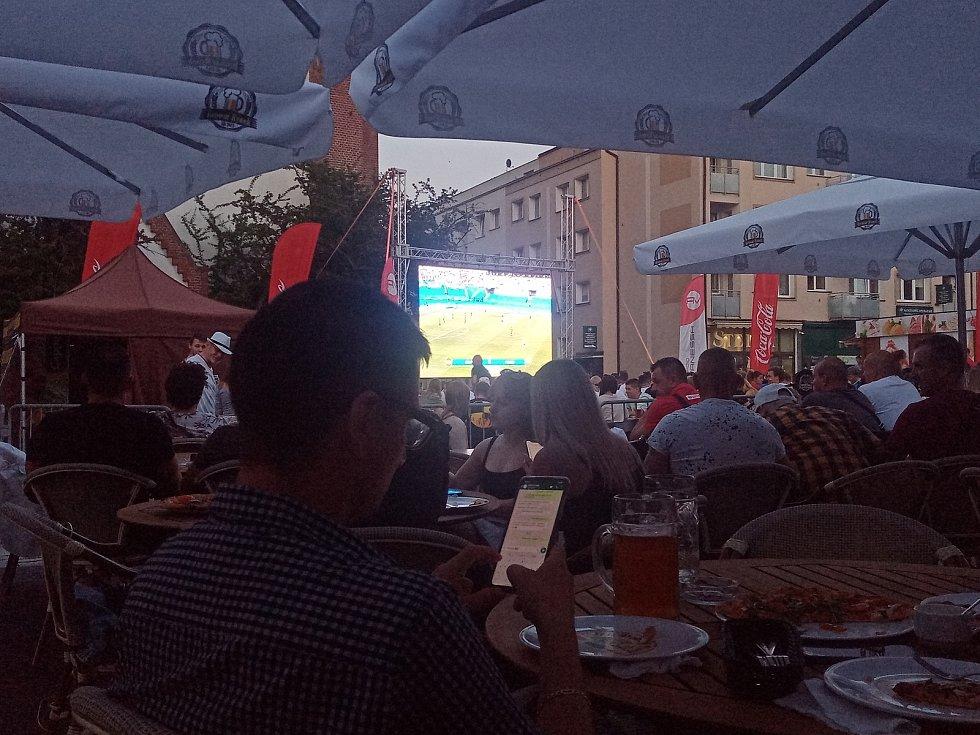 Reportáž z utkání Eura Polsko - Španělsko