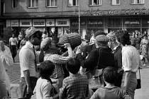 Letošní zahájení Týdne divů na Horním náměstí bude odkazovat na Pedál Cup, který se zde uskutečnil před 40 lety.