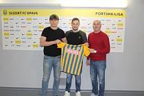 Devětadvacetiletý útočník Lukáš Železník se v pondělní stal definitivně hráčem Opavy.