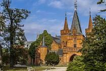 Zámek Hradec nad Moravicí - Ilustrační foto
