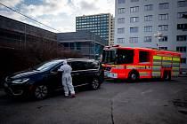 Odběrová ambulance. Ilustrační foto.