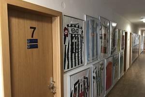 Opavští fotbalisté na soustředění v Uherském Brodě.