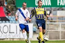 """FC Kaučuk Opava """"95"""" – Válcovny plechu Frýdek-Místek """"95"""" 1:1"""