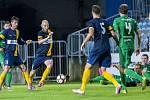 Slezský FC Opava - FC Sellier & Bellot Vlašim 2:1