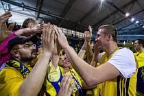 Ladislav Sokolovský. Velká ikona českého basketbalu dávala sbohem ve městě, kde nastartovala svou velkou kariéru.