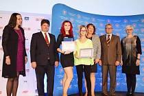 Mladý řemeslník roku 2017. Toto ocenění nedávno obdžela Denisa Rábiková.