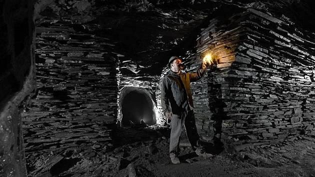Vítkovsko a Budišovsko jsou lokality proslulé těžbou břidlice.