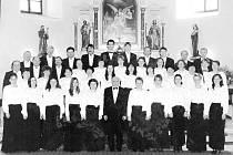 Pěvecký sbor Stěbořice