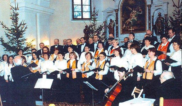 Ohlédnutí za vánočním časem je připraveno zítra na koncertě ve Stěbořicích. V kostele Narození panny Marie vše vypukne v patnáct hodin.