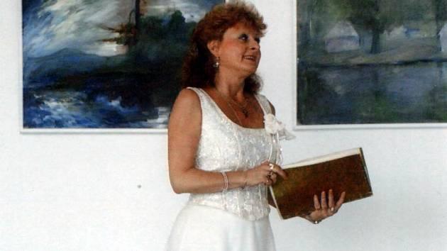 Olga Procházková nazpívala už čtvrtou desku nazvanou Dolce Ave Maria II.