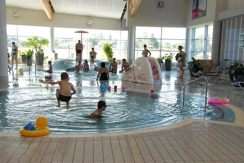 Aquapark Kravaře. Ilustrační foto.