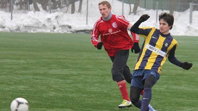 FK Fotbal Třinec – Slezský FC Opava 2:2