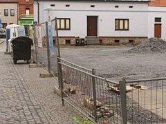 Revitalizace ulic, které by měly být dokončeny tento měsíc, přijdou městskou pokladnu téměř na osm milionů korun.