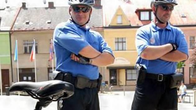 Své kolo má zpět. Díky šťastné náhodě policisté dopadli zloděje krátce po činu.