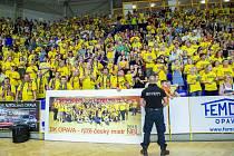 2. finále play off NBL: Opava - Nymburk