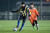 Slezský FC Opava B – FK Mikulovice 1:3