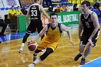 Basketbalisté Opavy vyhráli i bez Kuby Šiřiny. Foto: Ondřej Ludvík