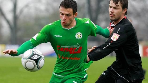 FC Hlučín - SK Hanácká Slávia Kroměříž 1:3