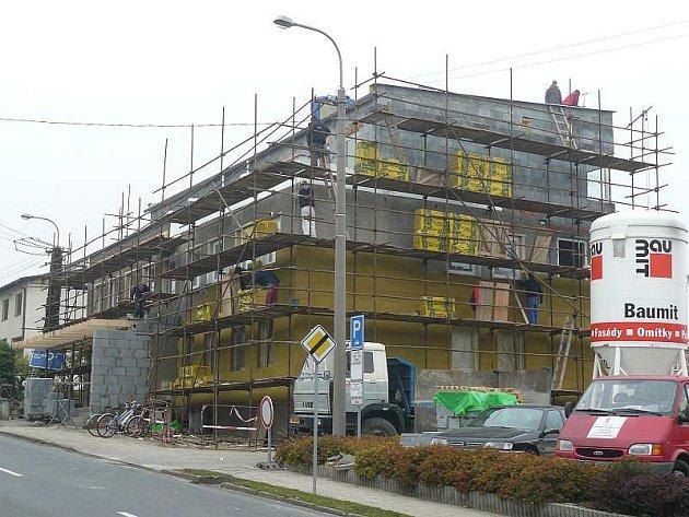 Zdravotní středisko v Bolaticích se rekonstruuje.
