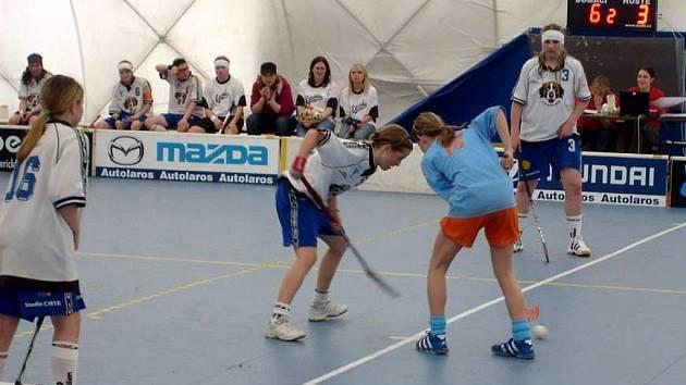 Opavské juniorky postoupily mezi nejlepších osm týmů v republice.