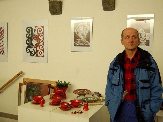 Opavští výtvarníci dostanou ve svém městě prostor. Po měsících se představí různé výtvarné skupiny, jednotlivý umělci. Jako první od čtvrtka 5. března vystavuje Základní umělecká škola v Opavě v Galerii Jakob.