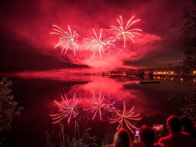 Festival se konal v Hlučíně už loni. Všechny tři světelné show budou začínat vždy ve 21.30 hodin, a to za každého počasí.