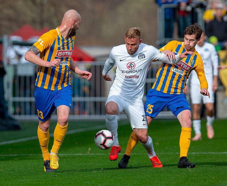 Slezský FC Opava – Slovácko 2:2 (1:0)