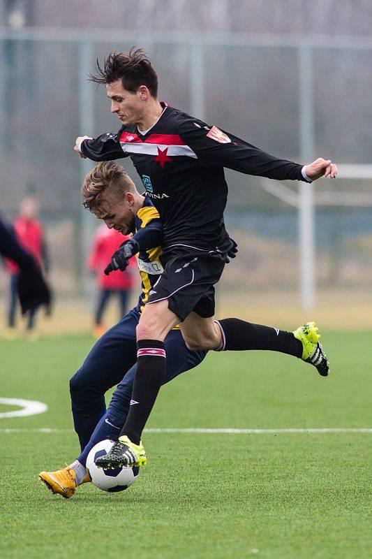 SK Hanácká Slavia Kroměříž – Slezský FC Opava 0:2