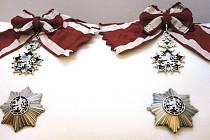 Řád bílého lva je udělován u příležitosti státního svátku 28. října.