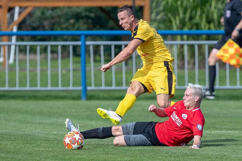 Kravaře-Hradec nad Moravicí 3:0