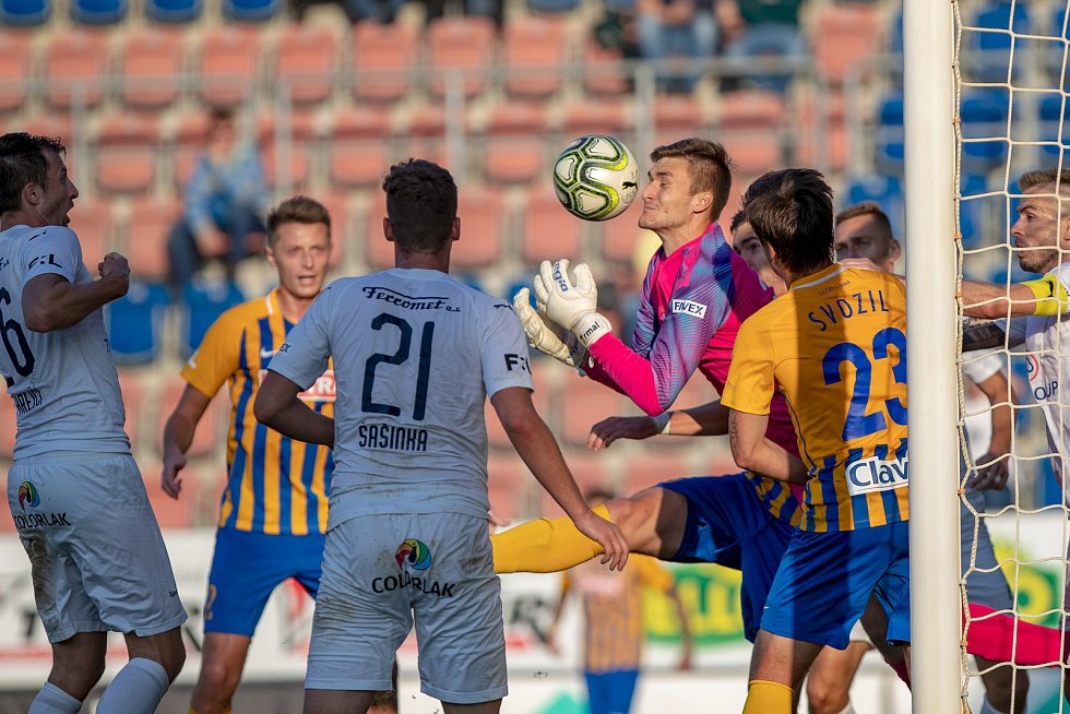 FORTUNA:LIGA, 14. kolo - 1. FC Slovácko - SFC Opava, 26. října 2019