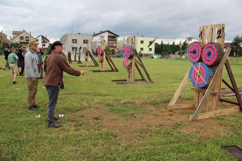 Šestý ročník turnaje pro ostré (nejen) chlapy se v sobotu konal v Kravařích-Koutech.