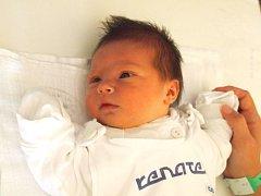 """Viktorie Turková se narodila 2. září, vážila 3,16 kg a měřila 48 cm. """"Hlavně zdraví a lásku,"""" přejí Viktorce do života rodiče Iva a Lukáš z Hradce nad Moravicí."""