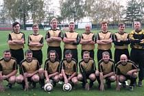 Mužstvo Bolatice