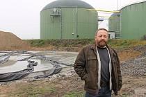 Ředitel bioplynové stanice Klokočov Ivan Krajcar tvrdí, že problém se zápachem vyřešili při modernizaci. Teď navíc chystají nový objekt přípravny vstupní suroviny a jímky na digestát.