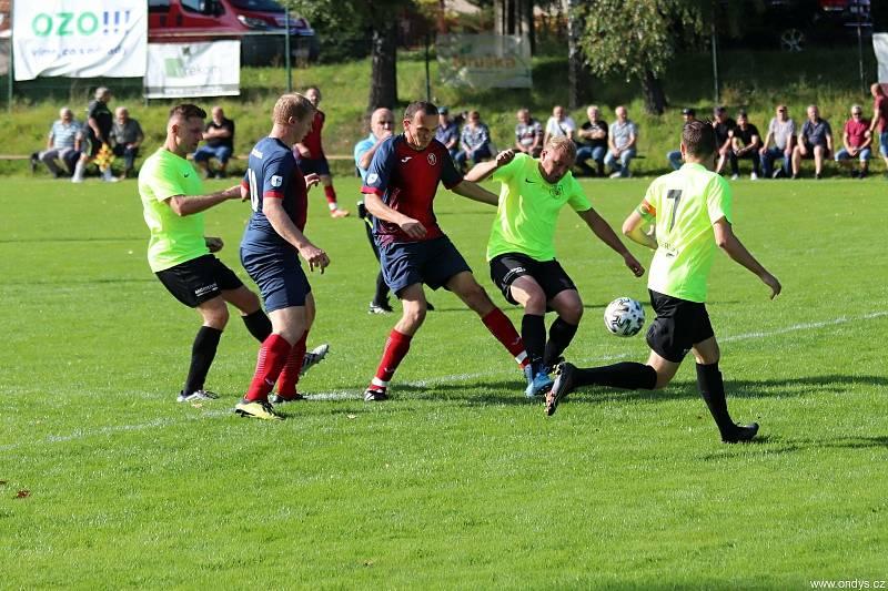 Fotbalisté Vřesiny doma prohráli