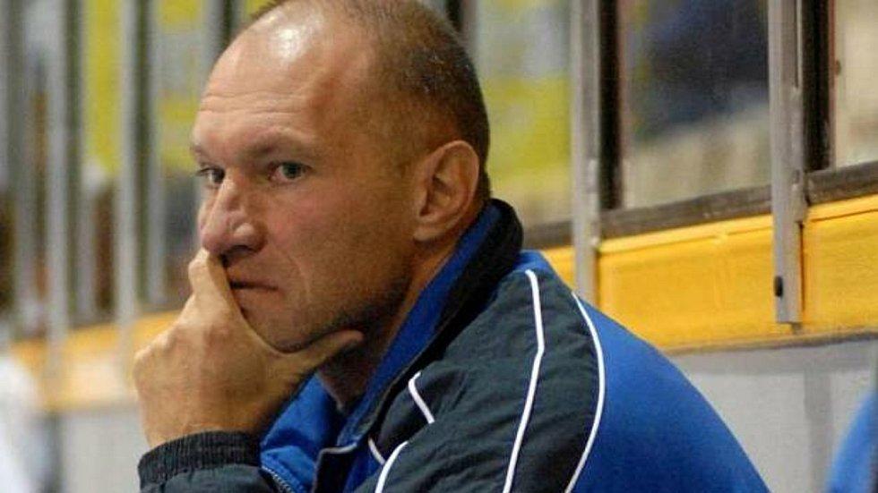 Aleš Tomášek trenérem. Foto: VLM