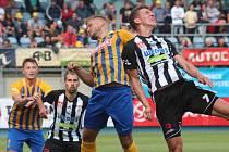 Dynamo České Budějovice - Opava, FORTUNA:LIGA, 1. kolo, 14. července 2019.