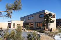 Tento rodinný dům v opavských Kylešovicích je jedním z kandidátů na Olbrichovu cenu.