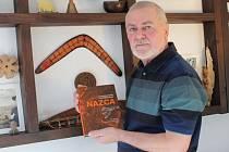 Kniha s názvem Od knoflíkové dírky k rozluštění záhady Nazca se tento měsíc objevila na pultech knihkupectví a zasloužil se o to Jiří Sonnek z Hlučína. Ten se v knize zabývá záhadnými archeologickými nálezy a rozkrývá, k čemu které předměty mohly sloužit.