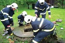 Nejen oheň, ale i voda je sice dobrý sluha, ale zlý pán. Dobrovolní hasiči z Hlučína by o tom mohli vyprávět.